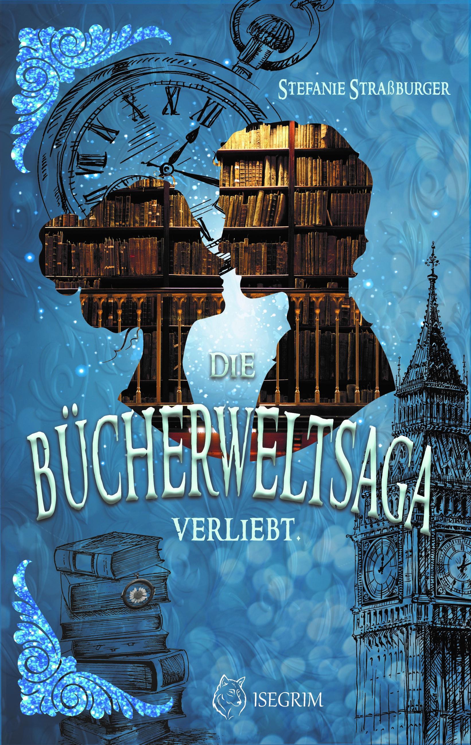 Bücherwelt-Saga Cover front