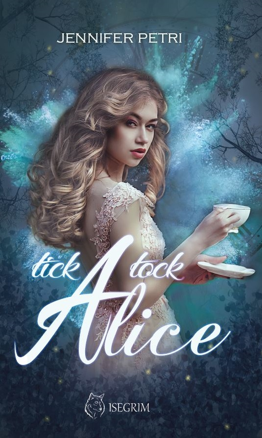 tick tock alice Cover front