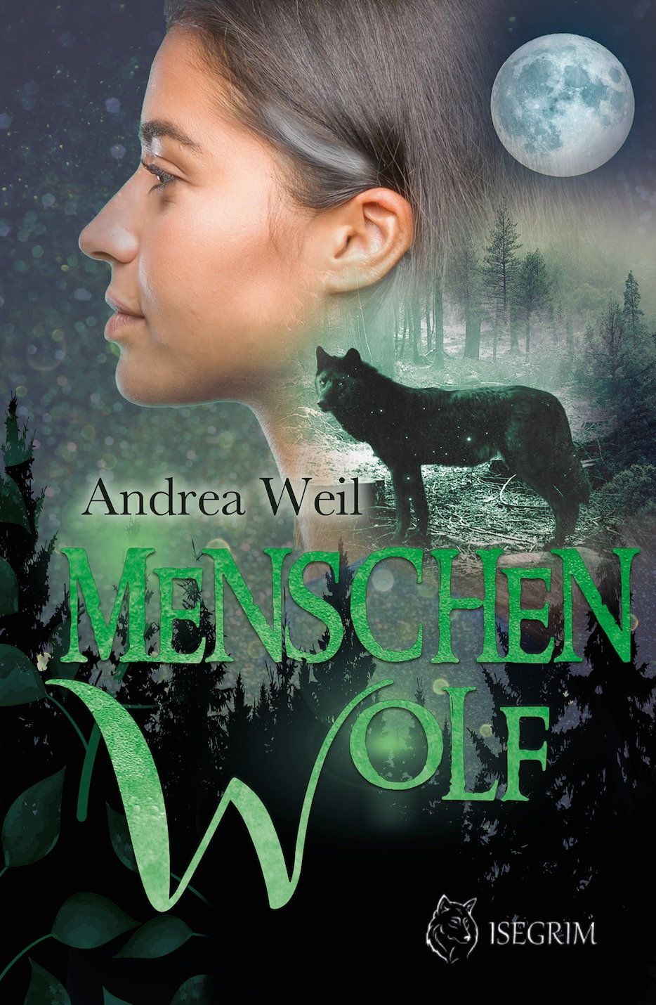 Menschenwolf cover fron